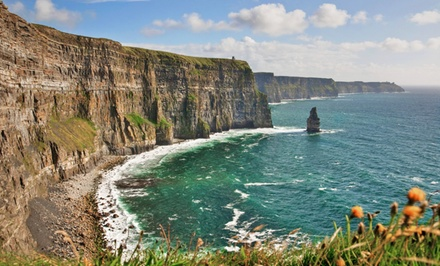 ✈ 8-Day Southwest Ireland Vacation with Air from Great Value Vacations. Price/Person Based on Double Occupancy.