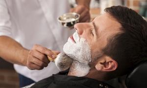Vendôme Comine: Une coupe homme, soin, massage crânien avec un whisky, option service barbe dès 8,99 € à l'institut Vendôme Comine