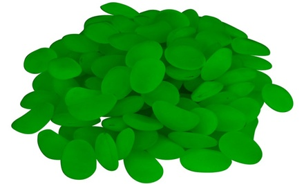 100 Glow-in-the-Dark Pebbles