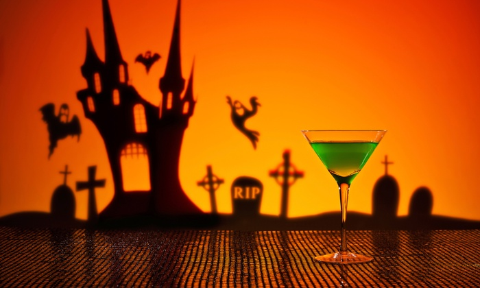 Adults' Halloween Costume Pary - River North: Celebrate Halloween with a View at an Adults' Costume Party