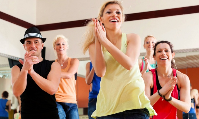 Zumba Fitness at Dance Connection Performing Arts Centre - Glow Fitness: 10 or 20 Zumba Classes at Zumba Fitness at Dance Connection Performing Arts Centre (Up to 59% Off)