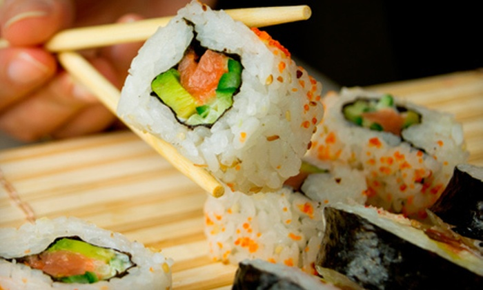 Sushi @ the Lake - One Norman Square Apartments: $20 for $40 Worth of Sushi and Japanese Food at Sushi @ the Lake in Cornelius