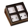 Bella Pearls Stud-Earring Set