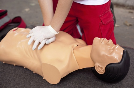 $30 for $50 Worth of CPR and First-Aid Certification Classes — Great Lakes EMS Academy