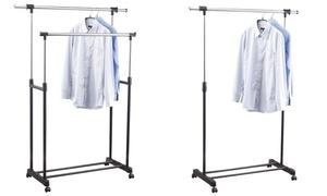 Extendable Garment Racks
