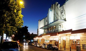 Ritz Cinema: $9 for One Movie Ticket or $17 for Two at Ritz Cinema, Randwick (Up to $32 Value)