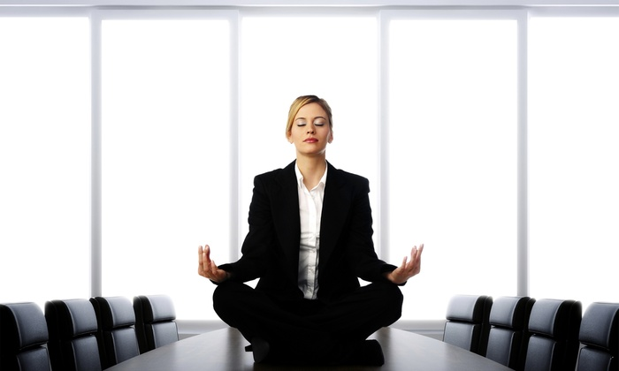 Workplace Meditation Workshop - Midtown South Central: Overcome Stress in the Workplace Through Meditation