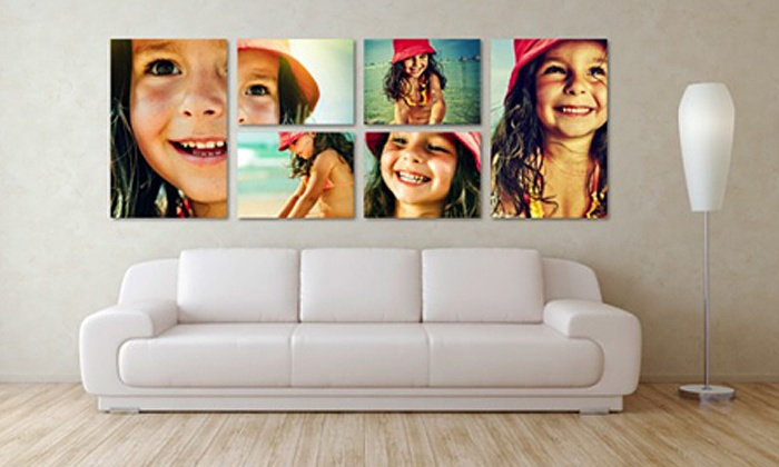 Wild Art - Wild Art: A4 to A1 Canvas Prints Stretched Over a Wooden Frame from Wild Art