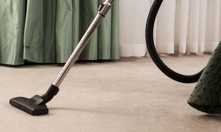 Home Carpet Cleaning for Three, Four, or Five Rooms from Clean Pro LLC (Up to 61% Off)