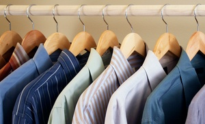 Dry Cleaning Superstore: Dry Cleaning and Bridal-Gown Preservation at Dry Cleaning Superstore (Up to 47% Off). Four Options Available.