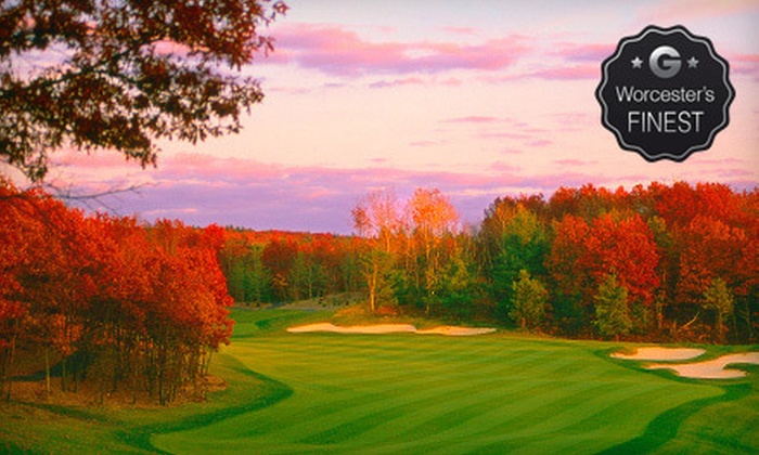 The International Golf Club & Resort - Bolton: $69 for a Round of Golf with Cart on The Oaks Course at The International Golf Club & Resort (Up to $129 Value)