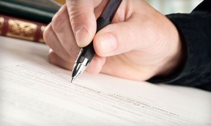FormalWill.ca: $24 for a Create-Your-Own Legal Will from FormalWill.ca ($49 Value)