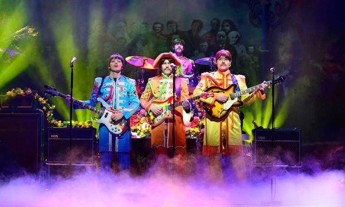 Let It Be – A Celebration of the Music of The Beatles - Jack Singer Concert Hall: Let it Be: A Celebration of the Music of The Beatles on Friday, March 25, at 7:30 p.m.