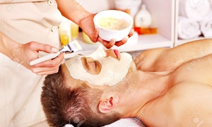 Ecstasy Spa And Salon: 60-Minute Massage and Facial at Ecstasy Spa And Salon (44% Off)