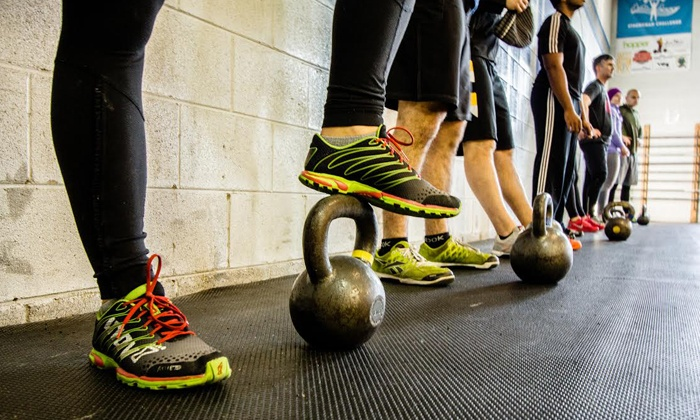 CrossFit RVA - Richmond: $29 for One Month of Unlimited RVAFit Classes at CrossFit RVA ($100 Value)