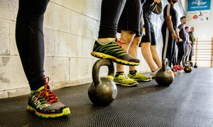 CrossFit RVA: $29 for One Month of Unlimited RVAFit Classes at CrossFit RVA ($100 Value)