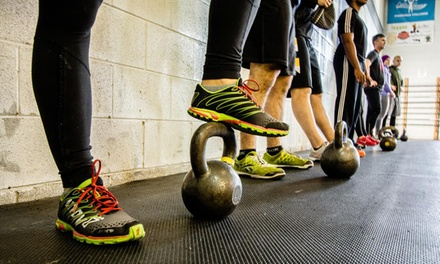 $29 for One Month of Unlimited RVAFit Classes at CrossFit RVA ($100 Value)