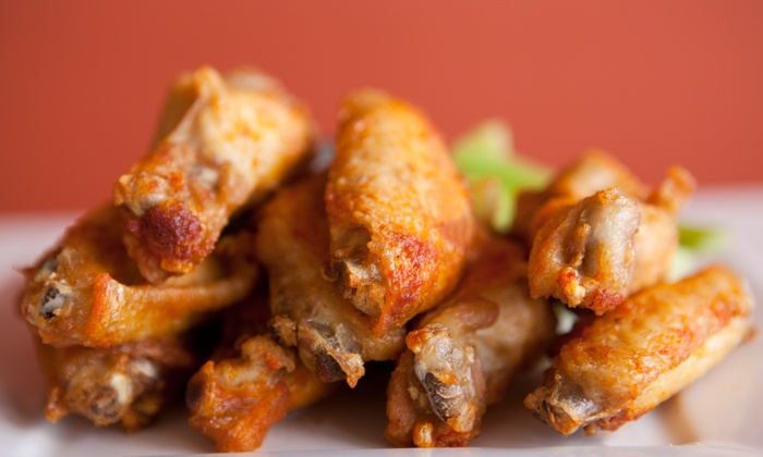 ATL Wings Your Way - Goodyear: $30 for Three Groupons, Each Good for a Wings Meal at ATL Wings Your Way ($45 Total Value)