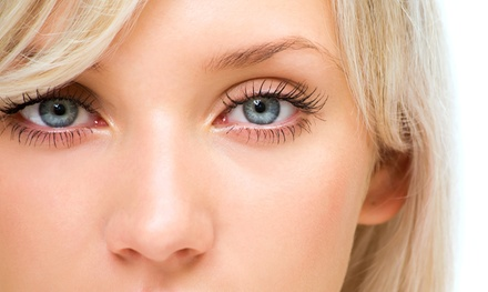 One or Two Full Sets of Eyelash Extensions at Nature's Kiss Skin Care (Up to 79% Off)