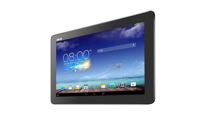 "ASUS MeMO Pad 10"" 16GB Tablet: ASUS MeMO Pad 10"" Tablet with a 1.6GHz Quad-Core Processor (ME102A-A1-GR)."