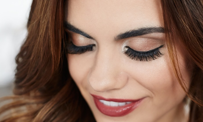 Lashed by Kee - Sanford: Full Set of Eyelash Extensions at Lashed by Kee (40% Off)