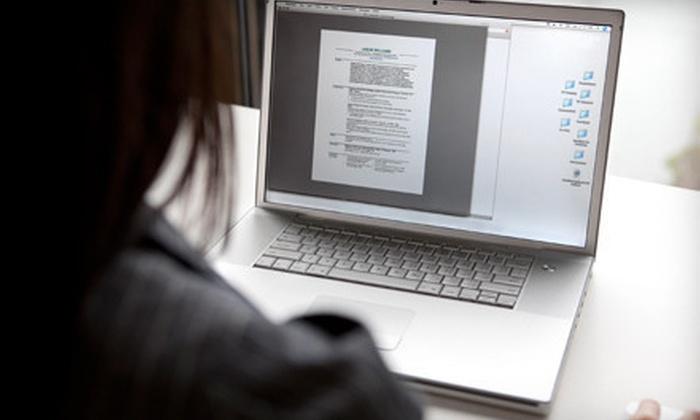 Penn & Paper: $49 for a Professionally Written Resume from Penn & Paper ($249 Value)