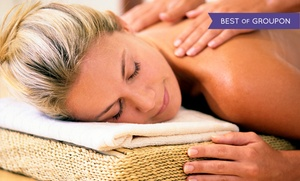 Amanda's Relaxation Station: One or Three Massages with Optional Hot Stones or Aromatherapy at Amanda's Relaxation Station (Up to 53% Off)