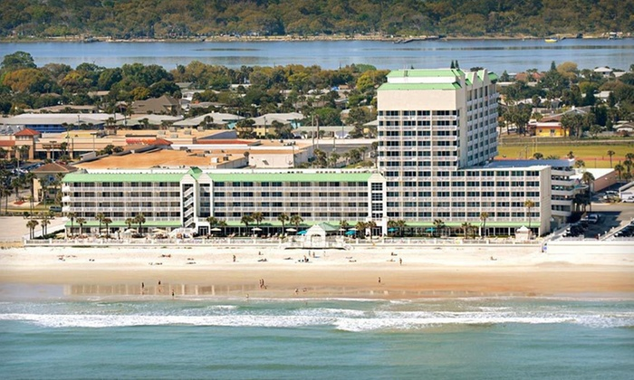 Daytona Beach Resort and Conference Center - Daytona Beach Resort Conference Center: One-Night Stay at Daytona Beach Resort and Conference Center in Florida