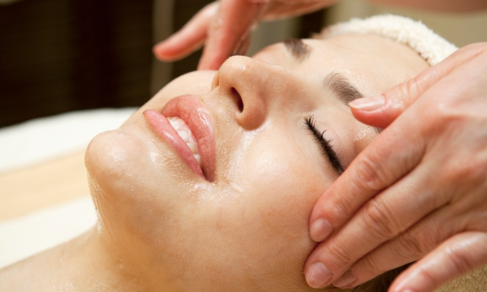 Skin Care By Megan At Rumors Salon - Huskey Heights: $28 for $50 Groupon Towards a 1 Hour Facial— Rumors Salon