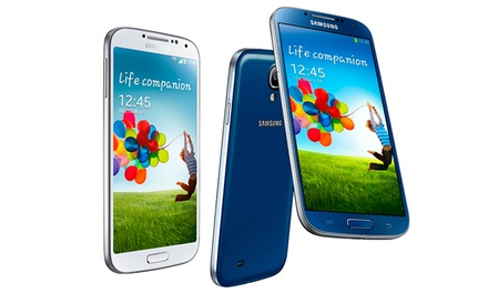 Samsung Galaxy S4 recondicionado com ecrã Full HD de 5' e câmara de 13 MP por 229€