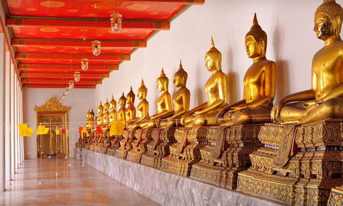 Thailand Vacation With Roundtrip Airfare In Bangkok Null