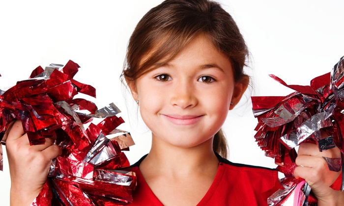 KTR Family Action Sports Center - Multiple Locations: A Cheer and Tumbling Class at KTR Family Action Sports Centers - Chandler, AZ (50% Off)