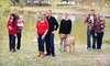 Heartfly Photography: Family Portrait Session or Maternity Photo-Shoot Package from Heartfly Photography (Up to 63% Off)
