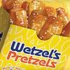 Half Off at Wetzel's Pretzels