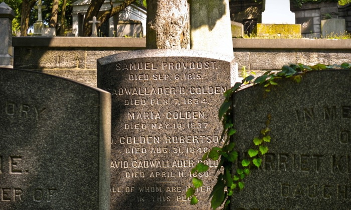 Unearth the Rich History Buried at Trinity Church Cemetery - Harlem: Explore the only remaining active cemetery in Manhattan and learn about the people now ingrained in NYC's history
