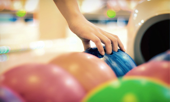 St. Albert Bowling Centre - St. Albert: 90 Minutes of Bowling with Shoe Rental for Up to Five and Optional Pizza at St. Albert Bowling Centre (Up to 57% Off)