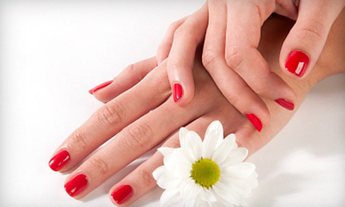 Beyond Nails - Livonia: $20 Worth of Spa Services