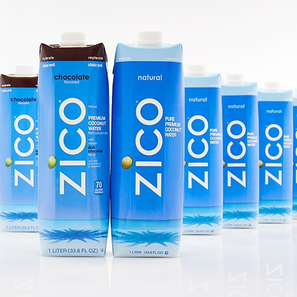 24 99 For A 6 Pack Of Zico Coconut Water Groupon