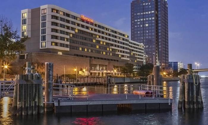 null - Philadelphia: Stay at Sheraton Norfolk Waterside Hotel in Norfolk, VA