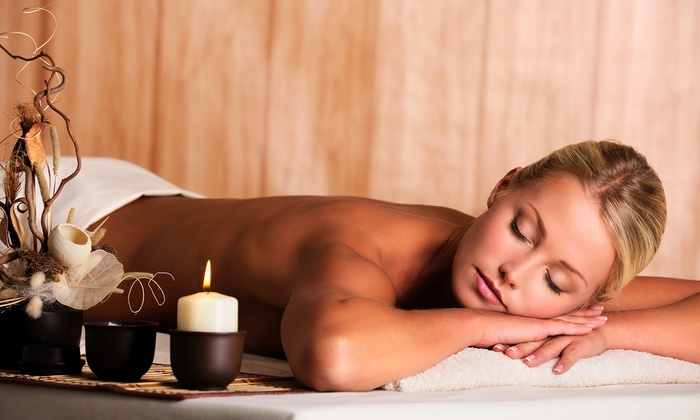 Pepper's Salon and Spa - Pepper's Salon and Spa: 60- or 90-Minute Aromatherapy Massage and Salt Glow Foot Treatment at Pepper's Salon & Spa (Up to 44% Off)
