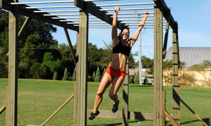 Gorilla Gauntlet Games - Tigertown / Joker Marchant Stadium: Regular Obstacle Course Entry for One or Two to the Gorilla Gauntlet Games on April 12 (Up to 62% Off)
