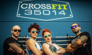 Crossfit 35014: 5 o 10 lezioni di Crossfit da 60 minuti per una persona alla palestra Crossfit 35014 (sconto 67%)