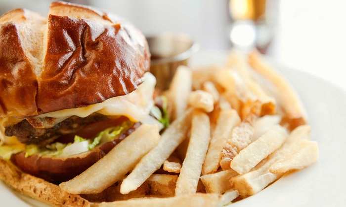 Grid Iron Ale House & Grille - Warwick: Pub Food at Grid Iron Ale House & Grille (50% Off). Two Options Available.