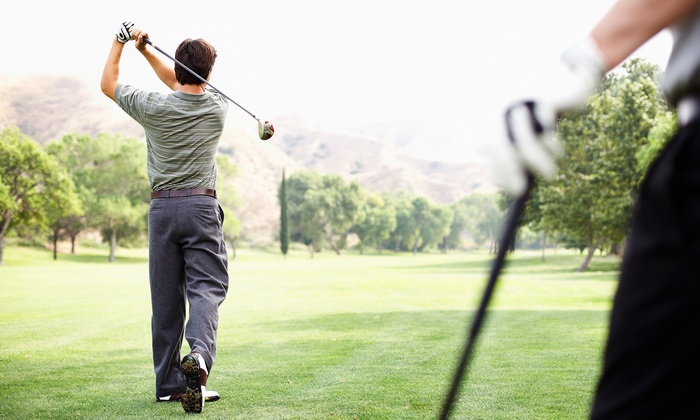 Kilkarney Hills Golf Course - Troy: 18 Holes of Golf for Two or Four Including Cart and Range Balls at Kilkarney Hills Golf Course (Up to 51% Off)