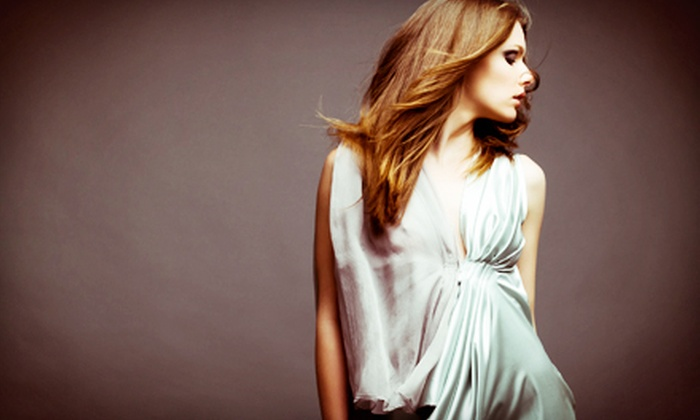 Studio 28 - Midtown: One or Two Keratin Smoothing Treatments and Haircuts at Studio 28 (68% Off)