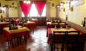 Ristorante Baddys Iglesias: Menu di pesce con 4 portate e vino (sconto fino a 65%)