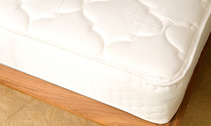 "2.5"" Memory Foam Mattress Topper Size: King For Sale Online"