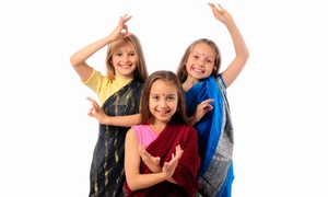 Beauty And A Beat Dance Company: 5 or 10 Kids' Bollywood Dance Classes at Beauty and a Beat Dance Company (Up to 56% Off)