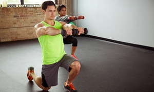 Fitness Hub: Up to 69% Off Personal Training Sessions at Fitness Hub. Two options available.