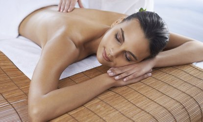 30-Minute Back, Neck and Shoulder Swedish Massage at Roll Fit & Beauty (36% Off)